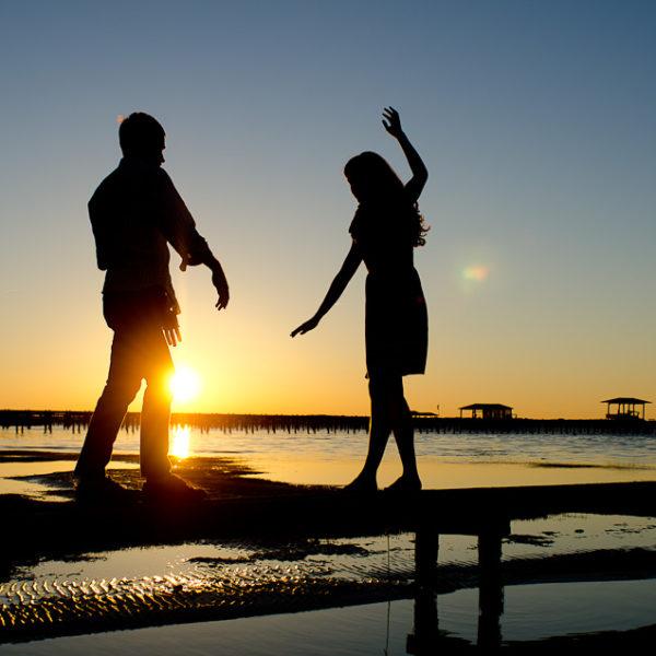 Lauren & Fred | Engagement Session | Alpine Groves Park | Fruit Cove, Fla.