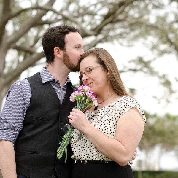 Zach & Valerie | Engagement Session | Memorial Park | Riverside, Jacksonville, Fla.