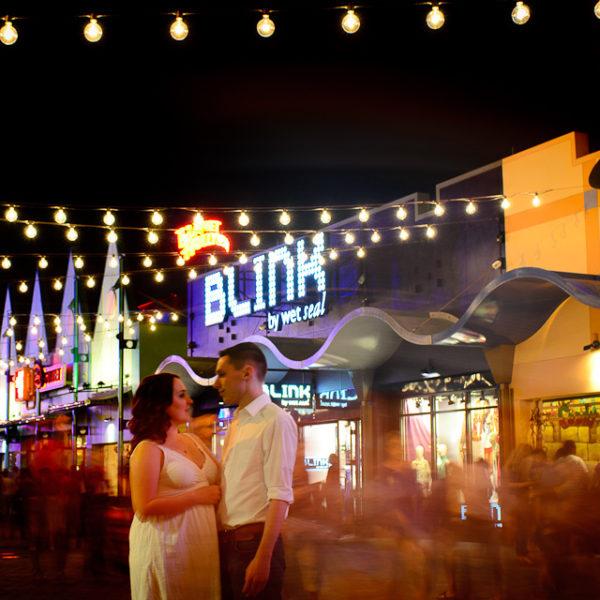 Robert & Beth | Engagement Session | Downtown Disney | Orlando, Fla.