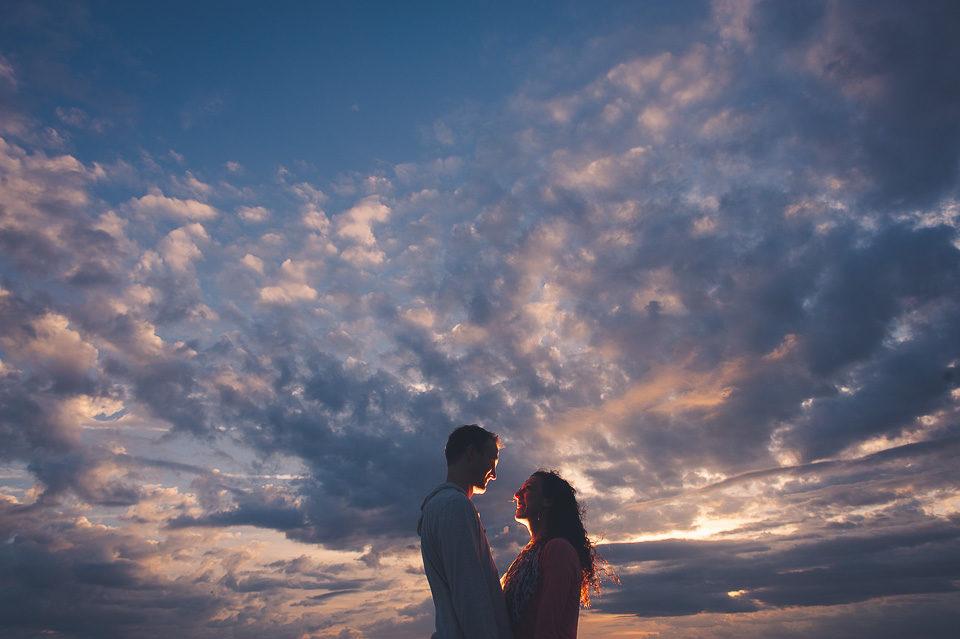 Jon & Connie    Sunrise Engagement   Mickler's Landing   Jacksonville, Fla.
