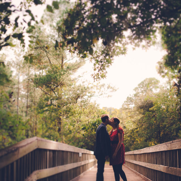 Kelly & Brian | One-year Anniversary | UNF Nature Preserve | Jacksonville, Fla.