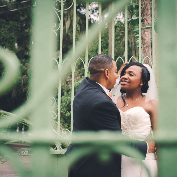 Rinata & Carson | Club Continental Wedding | Orange Park, Fla.