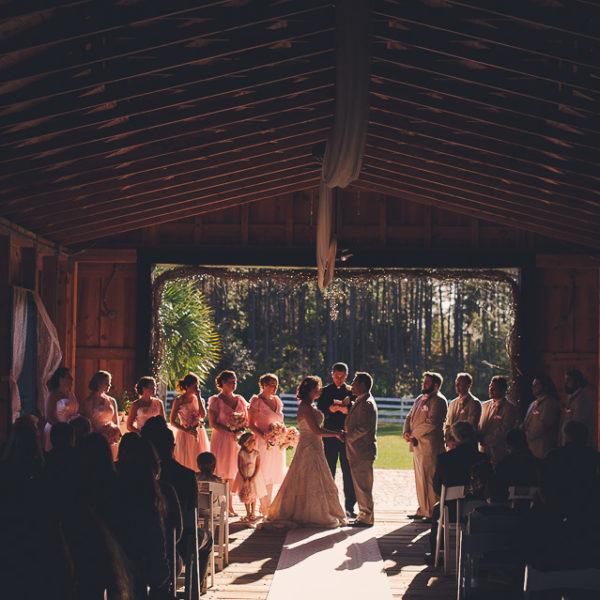 Alex & Jenat | Keeler Property Wedding | Jacksonville, Fla.