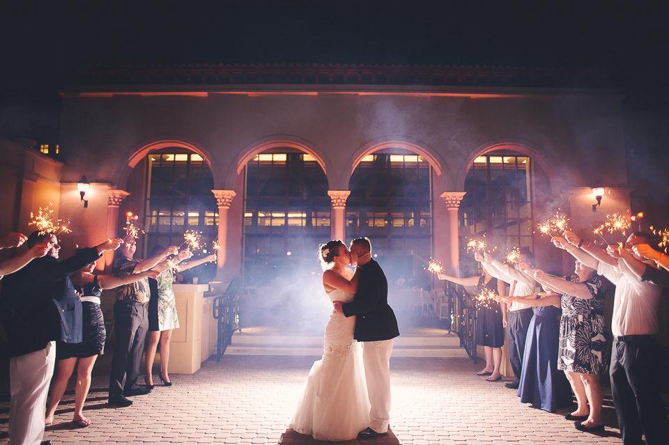 Tyler & Katie   Spanish River Library Wedding   Boca Raton, Fla.