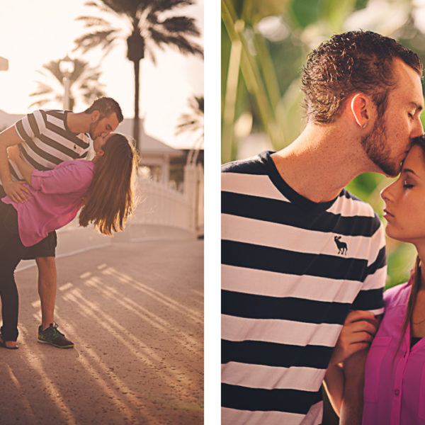 Matt & Deanna | Grand Floridian Engagement | Orlando, Fla.