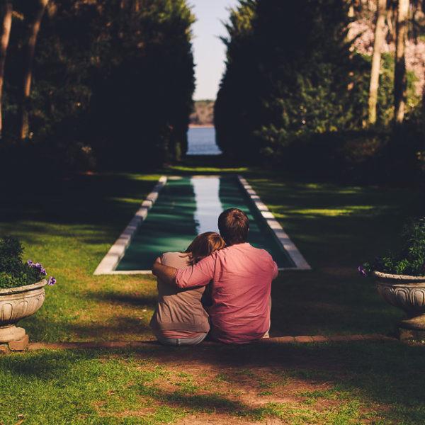 Madison & Tyler |  Maclay Gardens Engagement | Tallahassee, Fla.