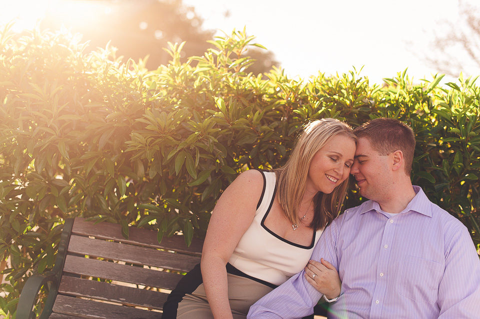 Mike & Jen | Riverfront Park Engagement | Cocoa Beach, Fla.