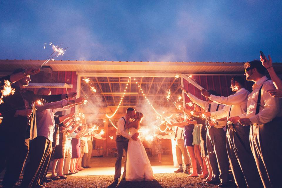 Ben & Andrea | Keeler Property Wedding | Jacksonville, Fla.