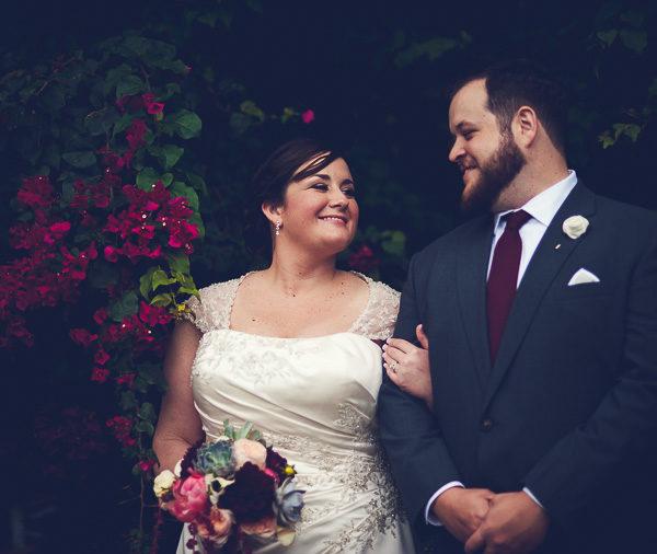 Christina & Matt | Estate on the Halifax Wedding | Port Orange, Fla.