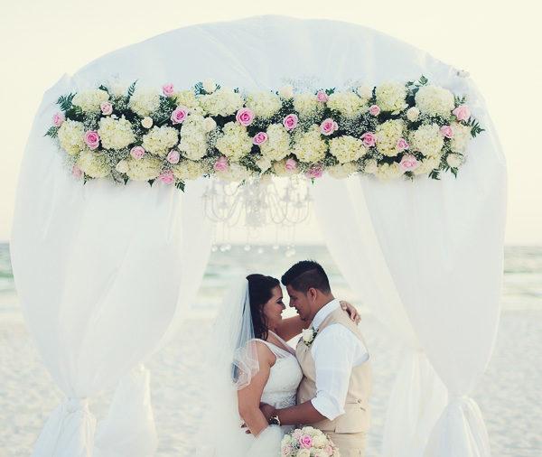 Anjelica & Jon | Beach House Wedding | Panama City, Fla.