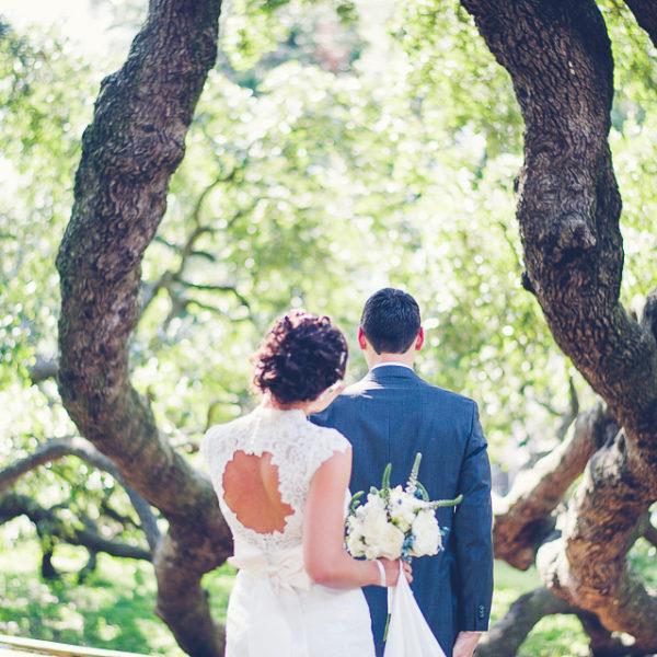 Chelsea & Eric   Jacksonville Library Wedding