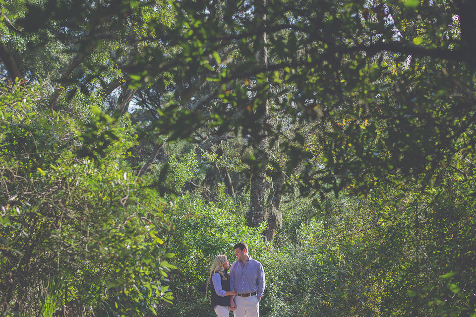 Charlotte & Ryan | Big Talbot Island Engagement
