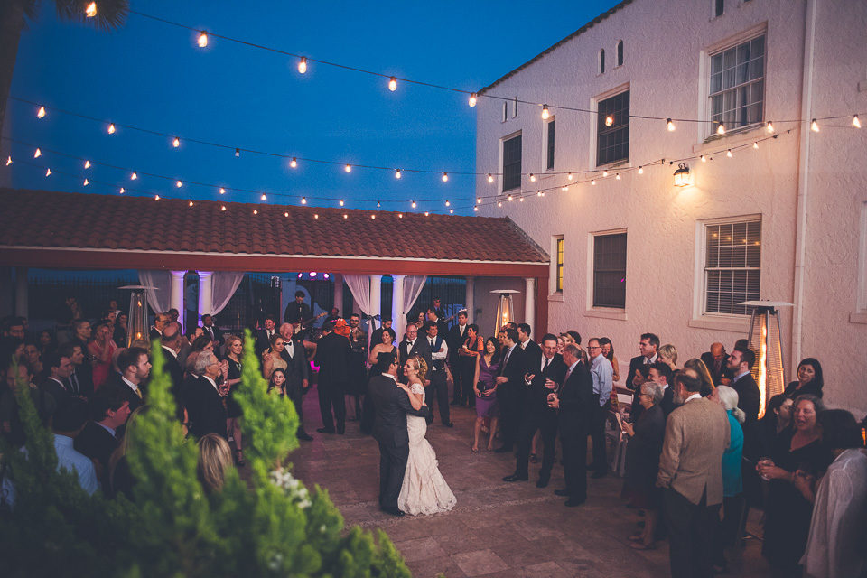 Adrienne & Jason | Casa Marina Wedding | Jax Beach, Fla.