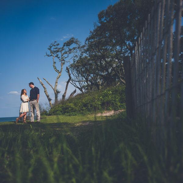 Allison & Kip | Big Talbot Island Engagement