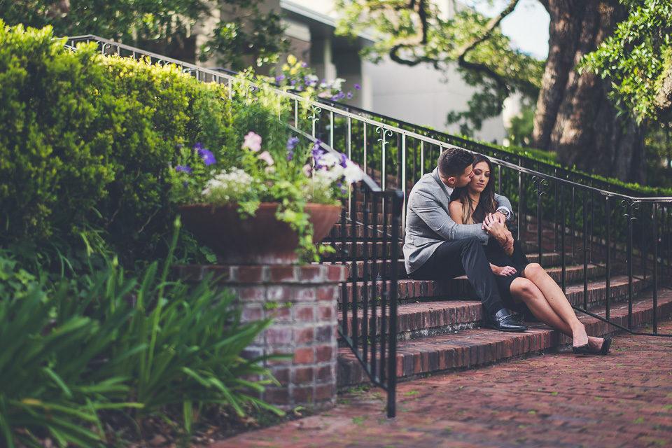 Erin & Blake | Cummer Museum Engagement