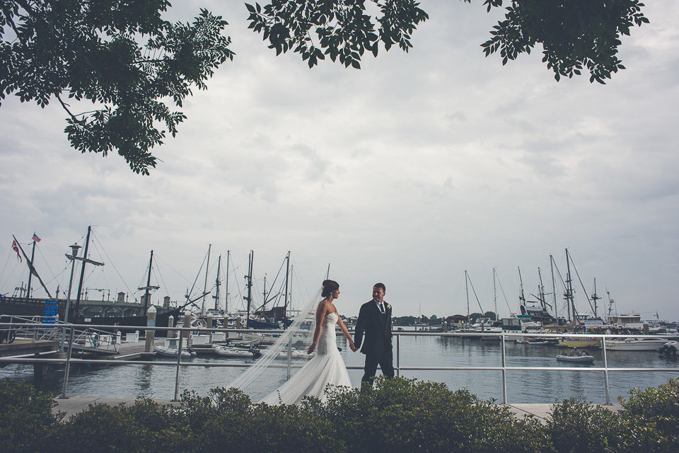 Jenny & Stanley | Wedding | The White Room | St. Augustine, Fla.