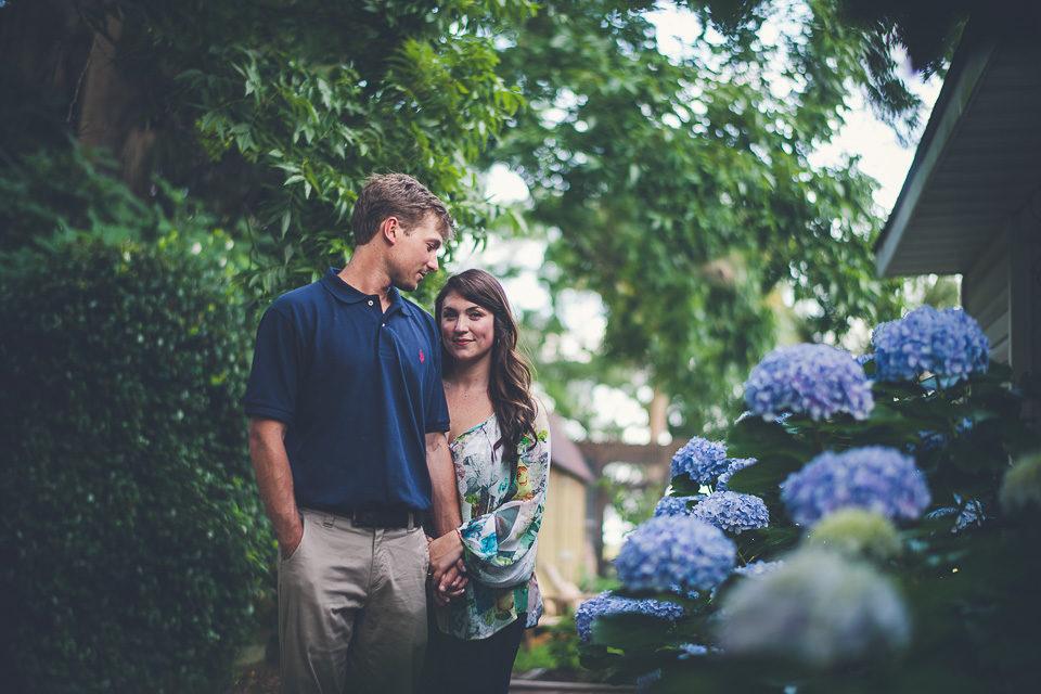 Christina & Chris | Engagement | Brunswick, Ga.