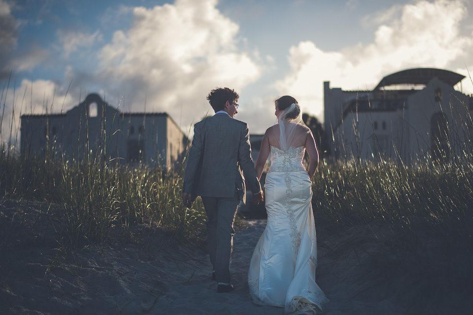 Jennifer & Colman   Casa Marina Wedding   Jax Beach, Fla.