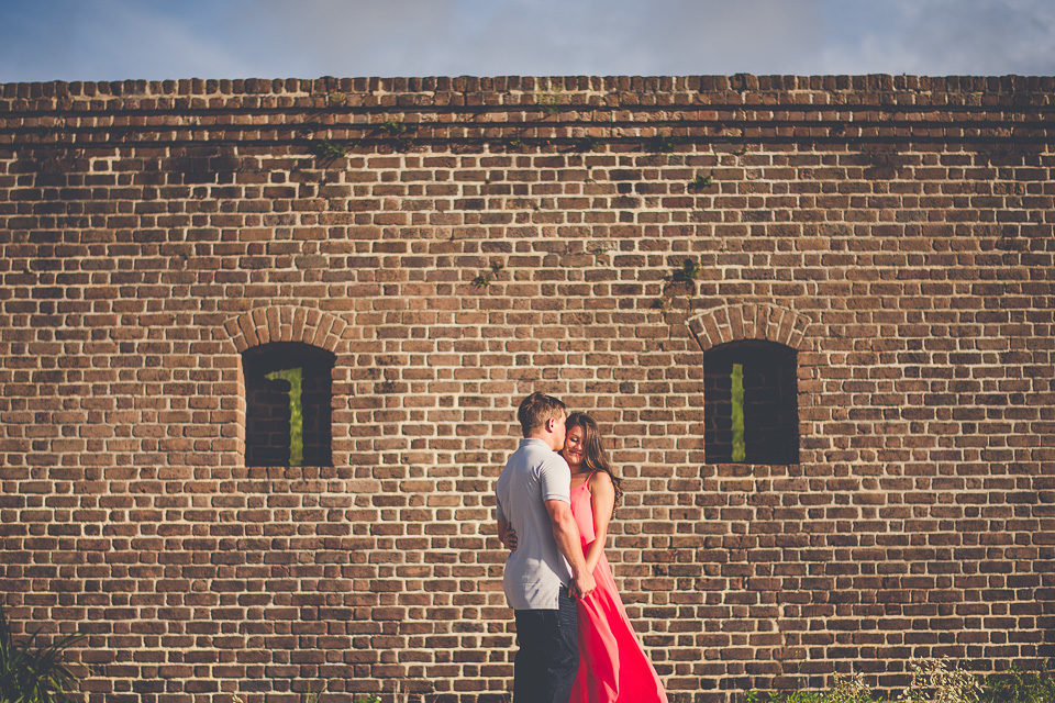 Mikel-Ann & Duncan | Fort Clinch State Park
