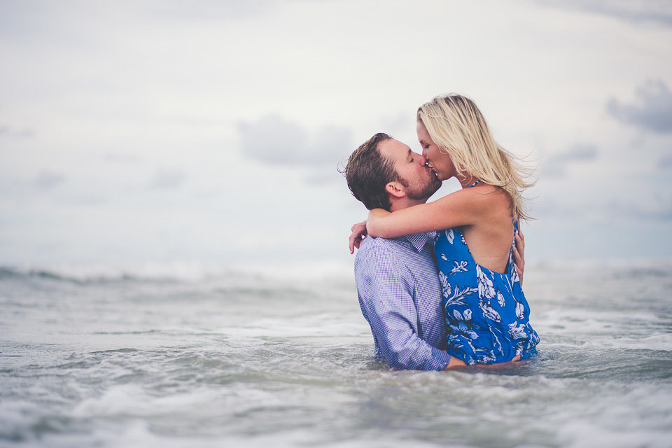 Jessie & Ryan | Engagement | Crescent Beach, Fla.