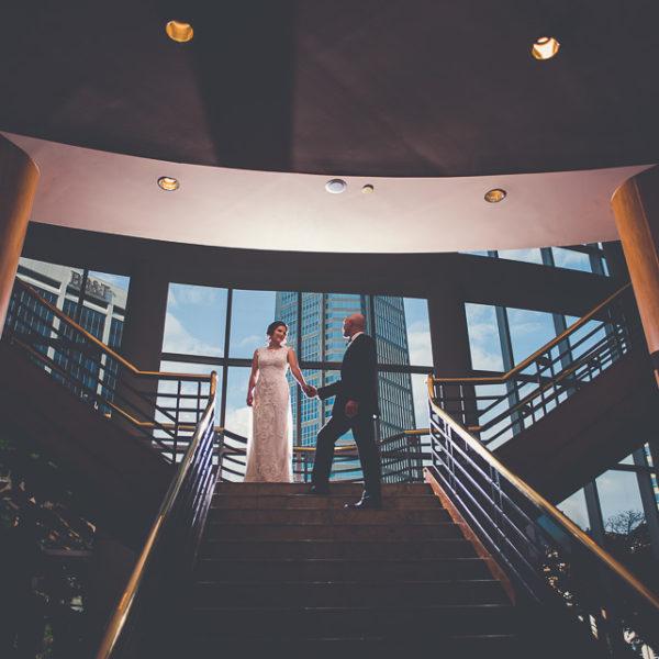 Liz & Dave | Wedding | Immaculate Conception Catholic Church | Jacksonville, Fla.