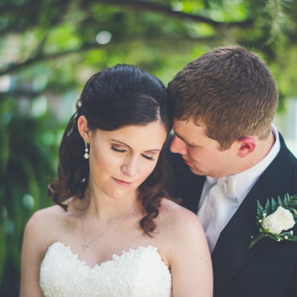 Jennifer & Kris | Wedding | Club Continental | Orange Park, Fla.