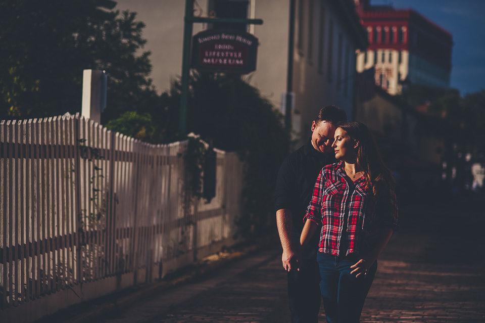 Allison & Evan   St. Augustine, Fla.
