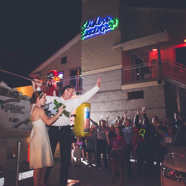 Jen & Graham | Fernandina Beach Wedding