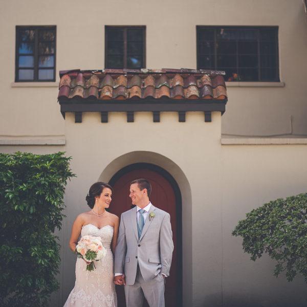 Kara & Josh | Treasury on the Plaza Wedding | St. Augustine, Fla.