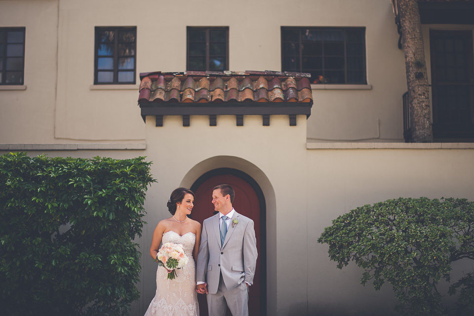 Kara & Josh   Treasury on the Plaza Wedding   St. Augustine, Fla.