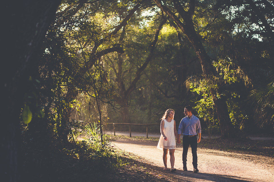 Chelsea & Hunter | Big Talbot Island Engagement