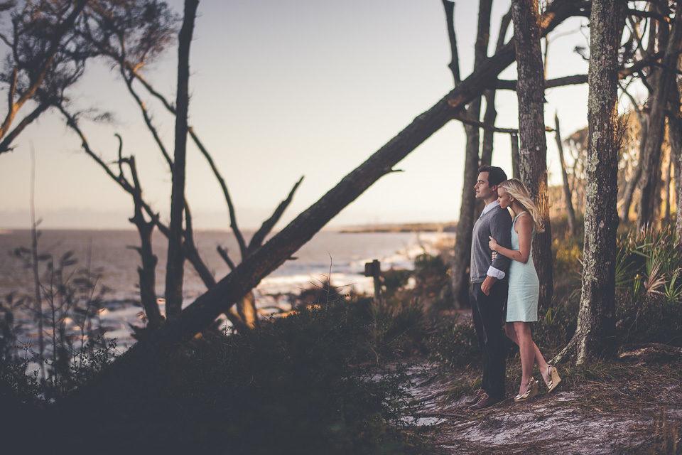 Katie & Zack | Big Talbot Island