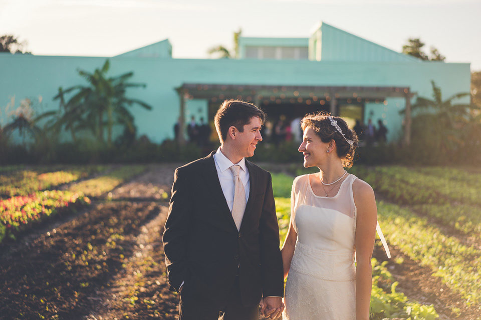 Andrew & Emilie | Ground Floor Farm Wedding | Stuart, Fla.