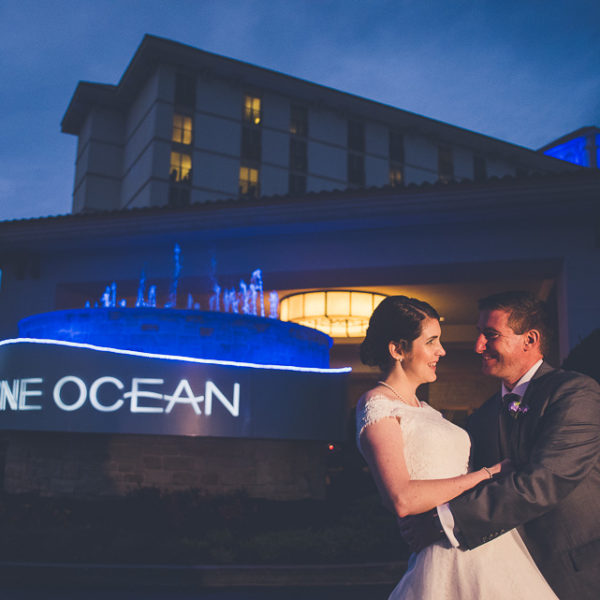 Liz & Justin | One Ocean Resort & Spa Wedding | Atlantic Beach, Fla.