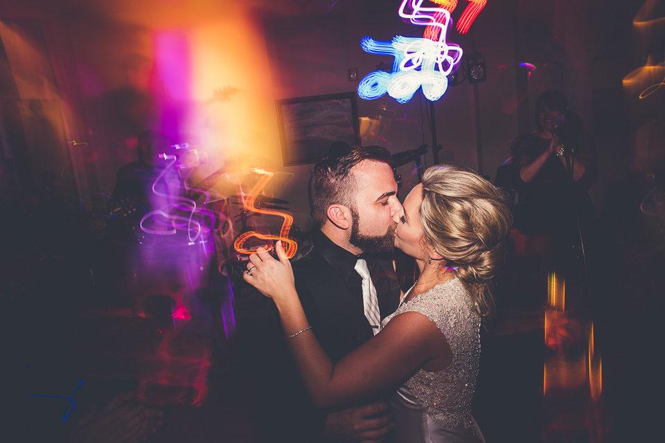 Meg & Garrett | Club Continental Wedding