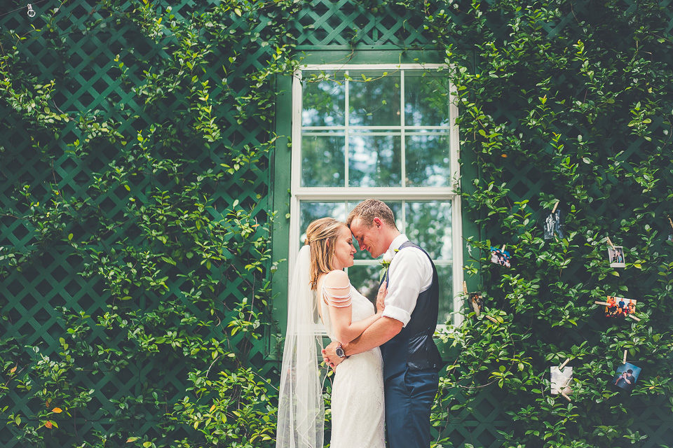 Caitlin & David | Wedding | Le Jardin on Park | Jacksonville, Fla.
