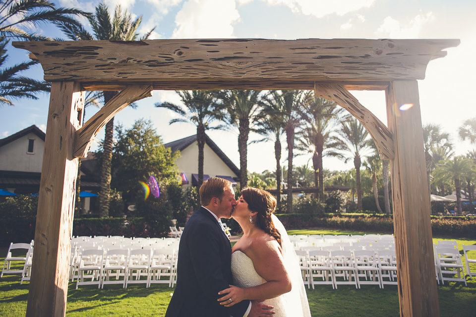 Meghan & Daniel   Nocatee Crosswater Hall Wedding