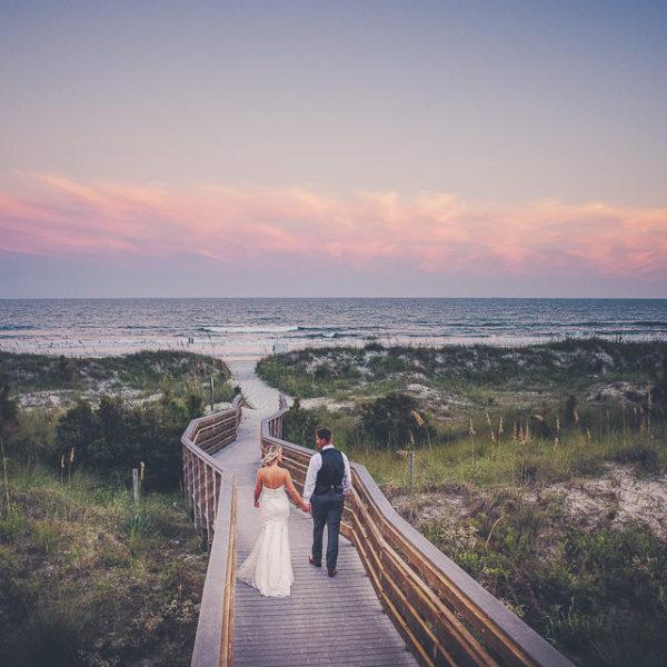 Jenny & Garrett | Omni Oceanfront Resort | Hilton Head, SC