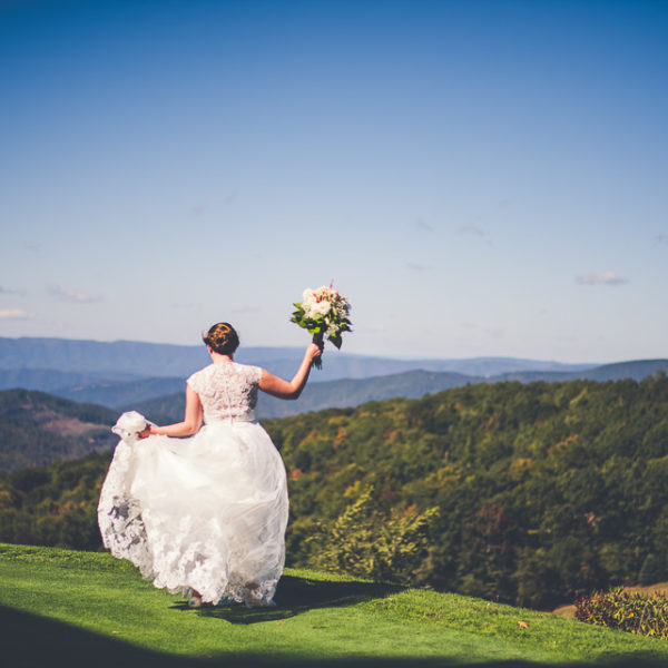 Morgan & Sam | Beech Mountain Club , NC