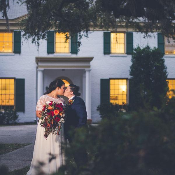 Kim & Corina | Ribault Club Wedding