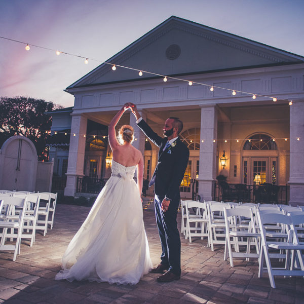 Tory & Justin | River House Wedding | St. Augustine, Fla.