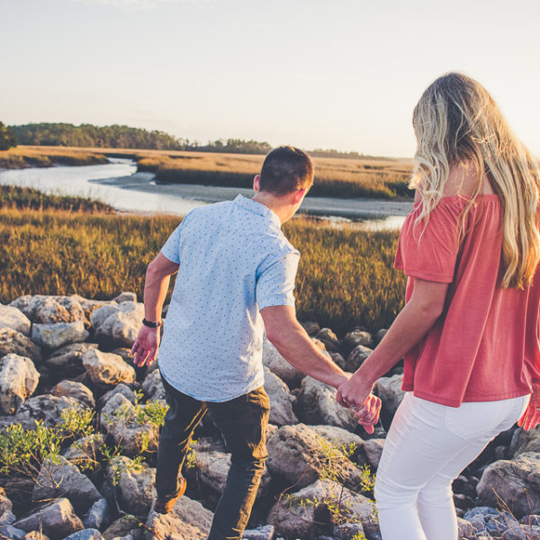 Courtney & Nick | Big Talbot Island