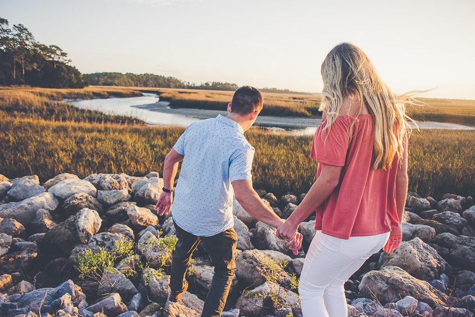 Courtney & Nick | Big Talbot Island