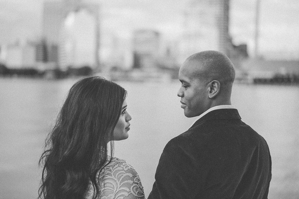 Elena & Luis | Downtown Jacksonville Elopement