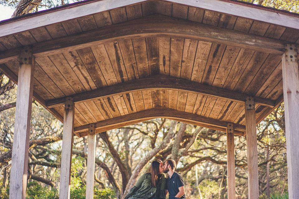 Taylor & Jesse | Big Talbot Island Engagement