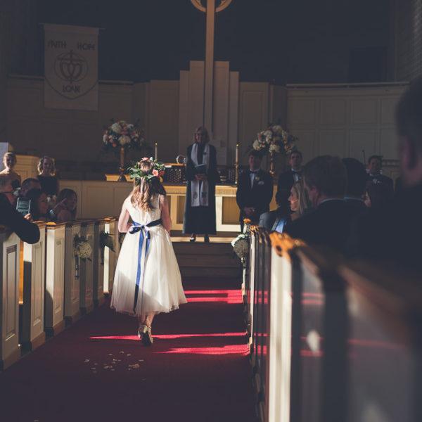 Kathleen & Robby | Epping Forest Yacht Club Wedding