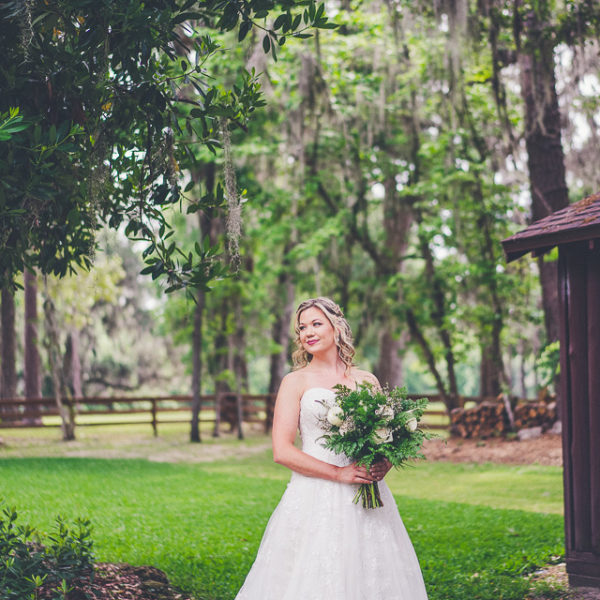 Santa Fe River Ranch Wedding | Danielle + Frank