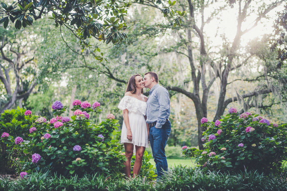 Savannah Engagement | Ashlyn + Scott