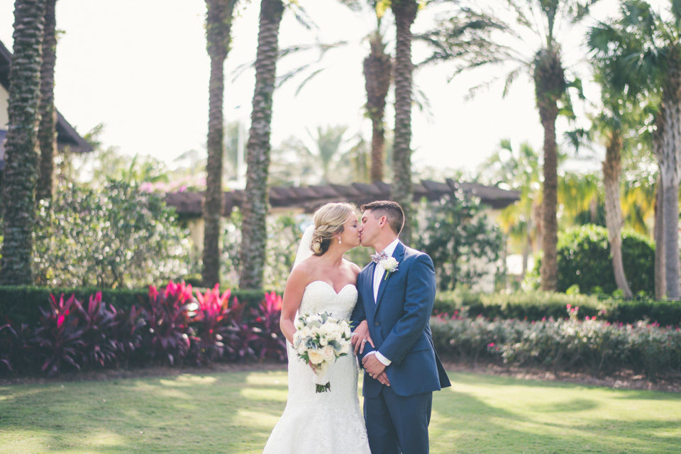 Nocatee Crosswater Hall Wedding | Courtney + Nick