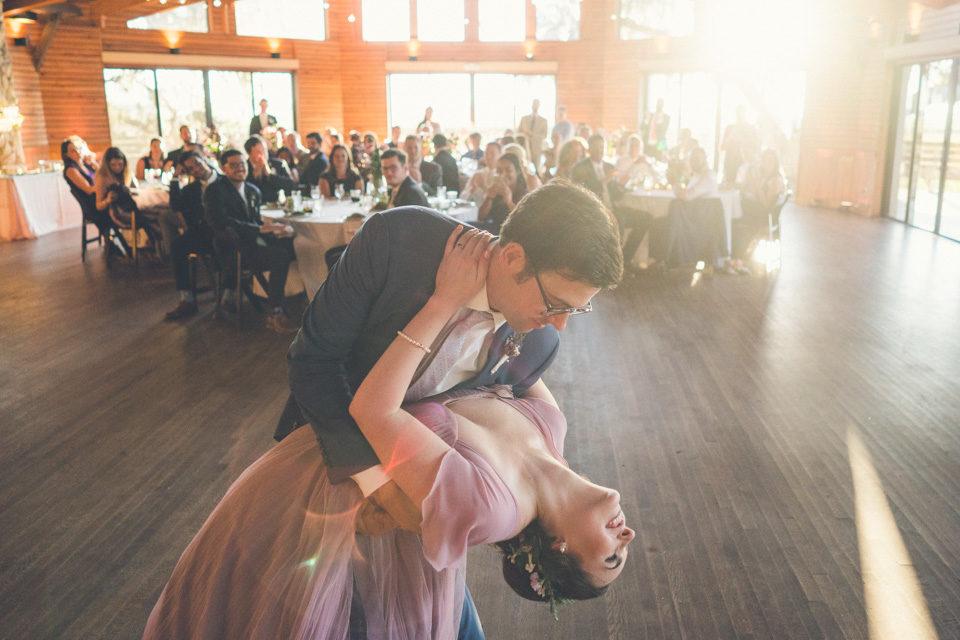 Walker's Landing Wedding   Sydney + David